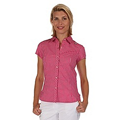 Regatta - Pink honshu shirt