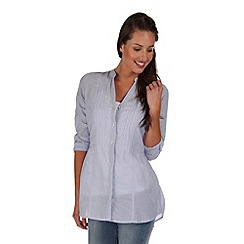 Regatta - Blue madison smock top