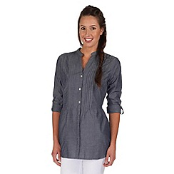 Regatta - Denim blue madison smock top