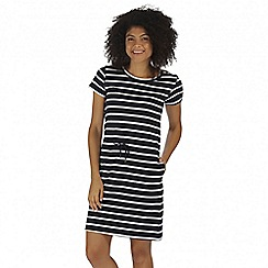 Regatta - Navy stripe Harrisa dress