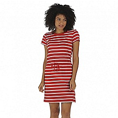 Regatta - Red stripe Harrisa dress