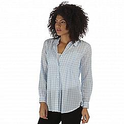 Regatta - Blue Mondara shirt