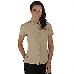 Regatta - Natural Kioga short sleeved shirt