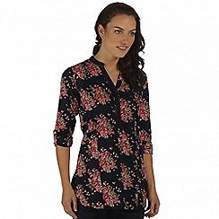 Regatta - Navy magda shirt