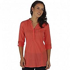 Regatta - Coral magda shirt
