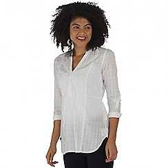 Regatta - White magda shirt