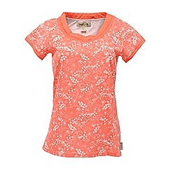 Regatta - Peach bloom seasky t shirt