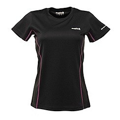 Regatta - Black leilarose t-shirt