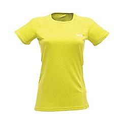 Regatta - Lime punch presley t-shirt