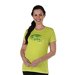 Regatta - Lime punch zadie t-shirt