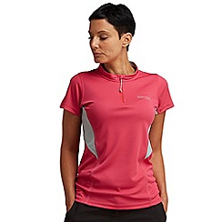 Regatta - Pink womens breakbar