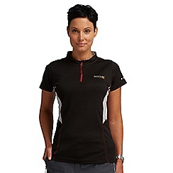 Regatta - Black womens breakbar