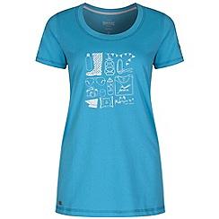 Regatta - Aqua felicia t-shirt