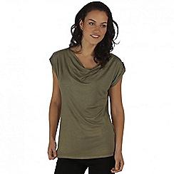 Regatta - Green Nolana t-shirt