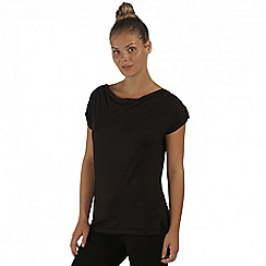 Regatta - Black Nolana t-shirt