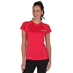 Regatta - Pink jenolan t-shirt
