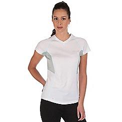 Regatta - White jenolan t-shirt