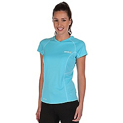 Regatta - Blue jenolan t-shirt