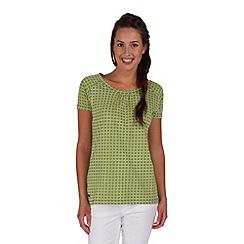 Regatta - Green aaleyah t-shirt