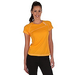 Regatta - Gold volito lightweight t-shirt