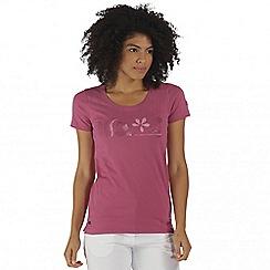 Regatta - Violet Filandra t-shirt