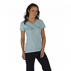Regatta - Light blue Filandra t-shirt