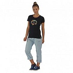 Regatta - Navy Filandra t-shirt