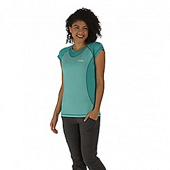Regatta - Teal Breakbar t-shirt