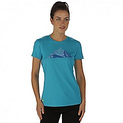 Regatta - Blue Fingal t-shirt