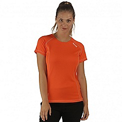 Regatta - Orange Virda t-shirt