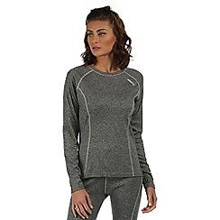 Regatta - Grey Vettis base layer top