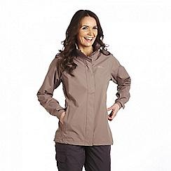 Regatta - Coconut midsummer waterproof jacket