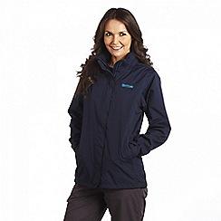 Regatta - Navy midsummer waterproof jacket