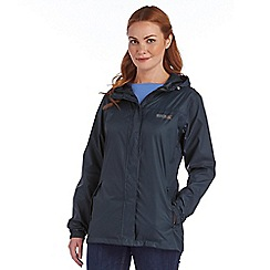 Regatta - Midnight womens pack it jacket