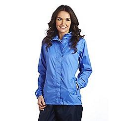 Regatta - Blueberry pie womens pack it jacket