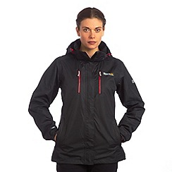 Regatta - Black/black womens calderdale