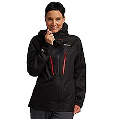Regatta - Black wmns allpeaks jacket