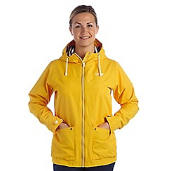 Regatta - Yellow bayeux waterproof jacket