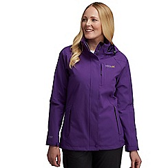 Regatta - Purple keeta ii str jkt