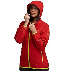Regatta - Red womens evitts