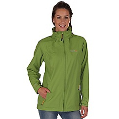 Regatta - Green daze waterproof jacket