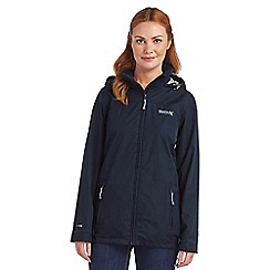 Regatta - Navy daze waterproof jacket