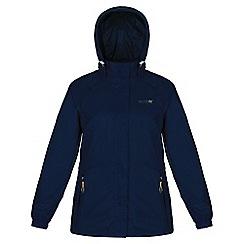 Regatta - Midnight joelle waterproof jacket