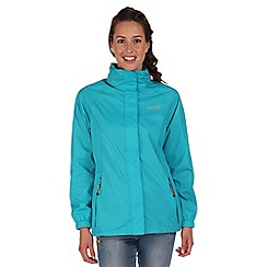 Regatta - Aqua joelle waterproof jacket
