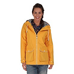 Regatta - Yellow bayeur summer jacket