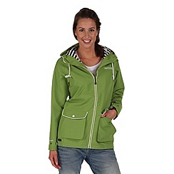 Regatta - Green bayeur summer jacket