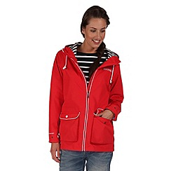 Regatta - Red bayeur summer jacket