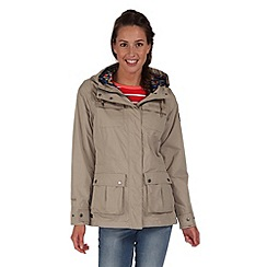 Regatta - Natural nerine waterproof jacket