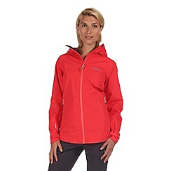 Regatta - Coral blush semita waterproof jacket