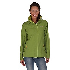 Regatta - Green keeta stretch waterproof jacket